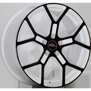 15x6.0   5x100   ET40   d57.1   Model-19   W+B   Yokatta