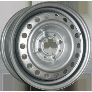 Диск 5.5x14 4x100 ET45 D60.1 Trebl X40037 Silver